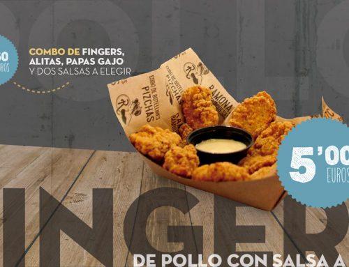 Oferta Fingers de pollo
