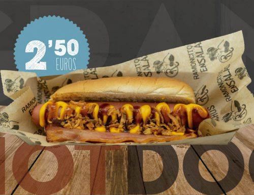 Oferta Hotdog